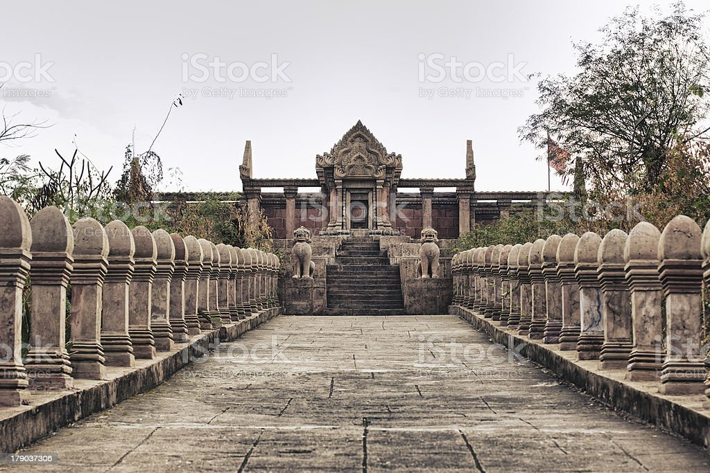 Mueang Boran stock photo