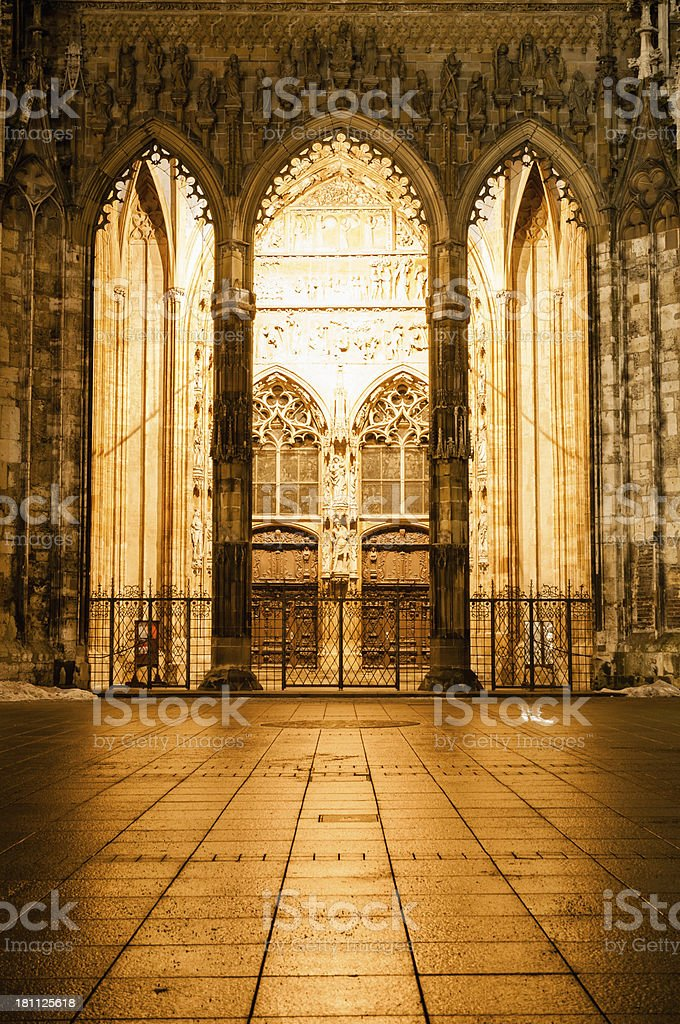 Muenster royalty-free stock photo