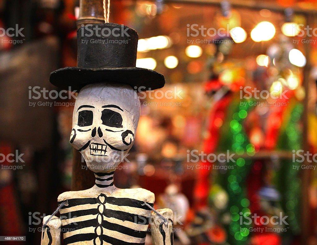 muerte Lizenzfreies stock-foto