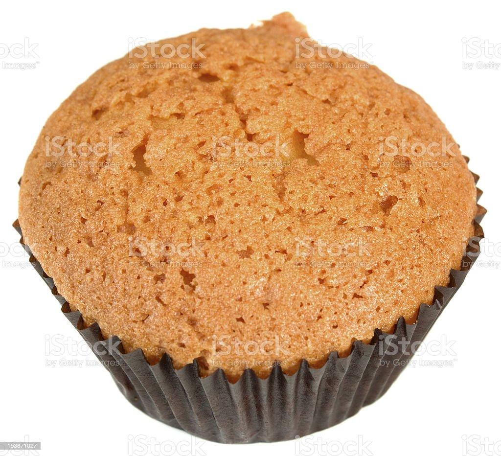 Muffin cake royalty-free stock photo