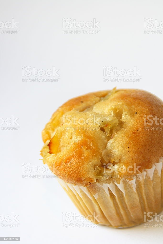 Muffin royalty-free stock photo