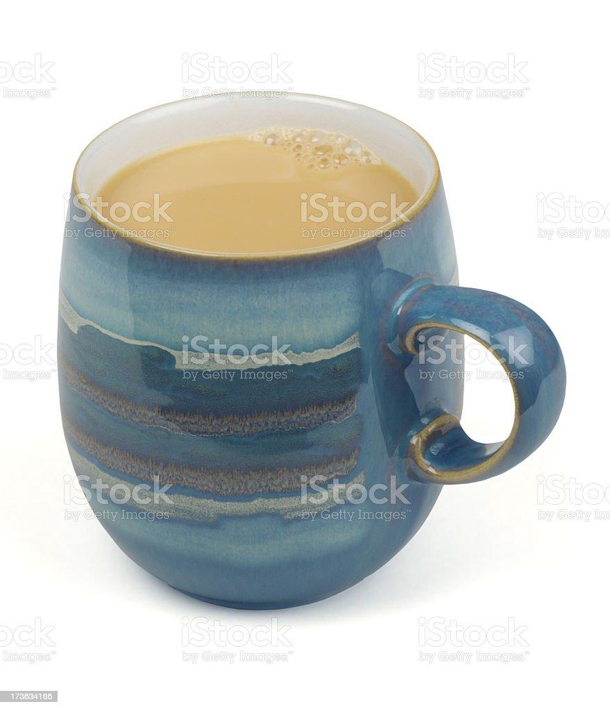 Mug of tea royalty-free stock photo