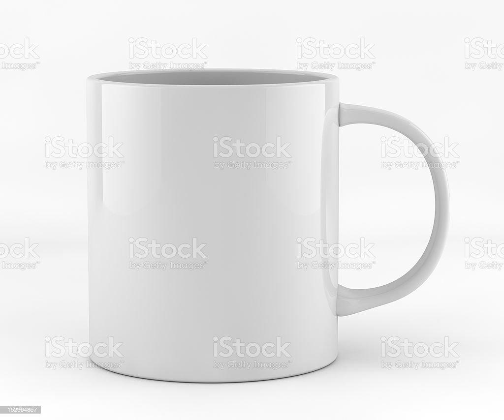 Mug Ready For Branding stock photo