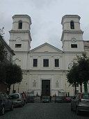 Mugnano del Cardinale - Facciata del Santuario di Santa Filomena
