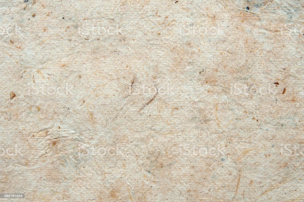 Mulberry paper stock photo
