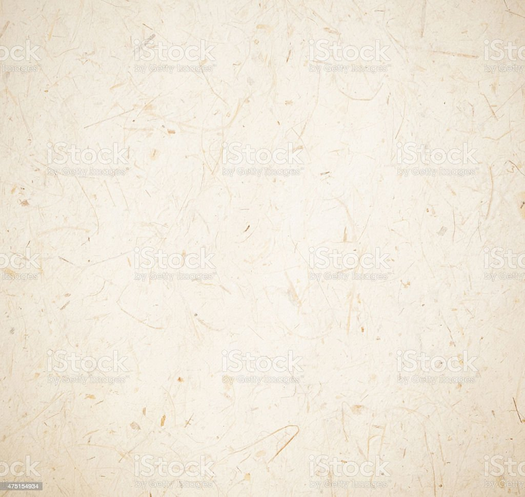 Mulberry paper texture background stock photo