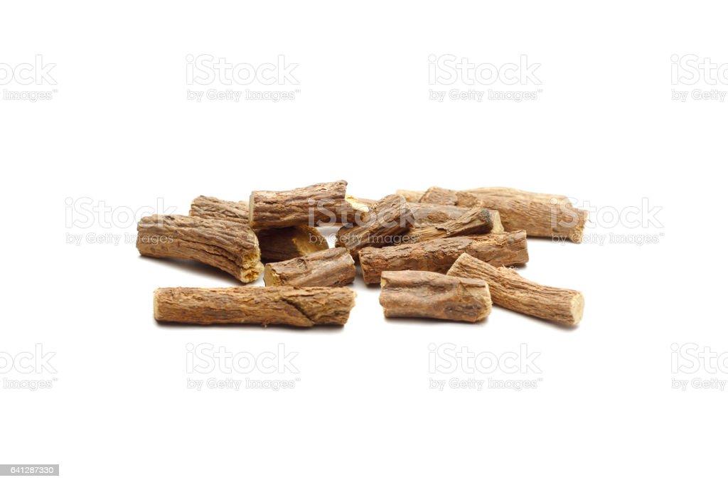Mulethi stock photo