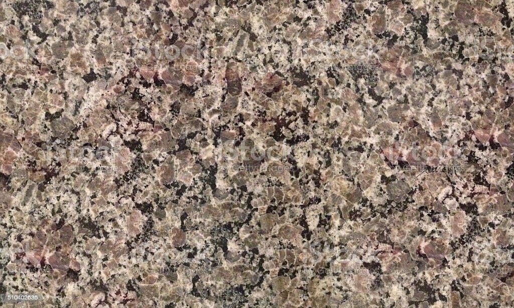 Multi Colored Black Olive Beige Flecked Granite Architecture Background stock photo