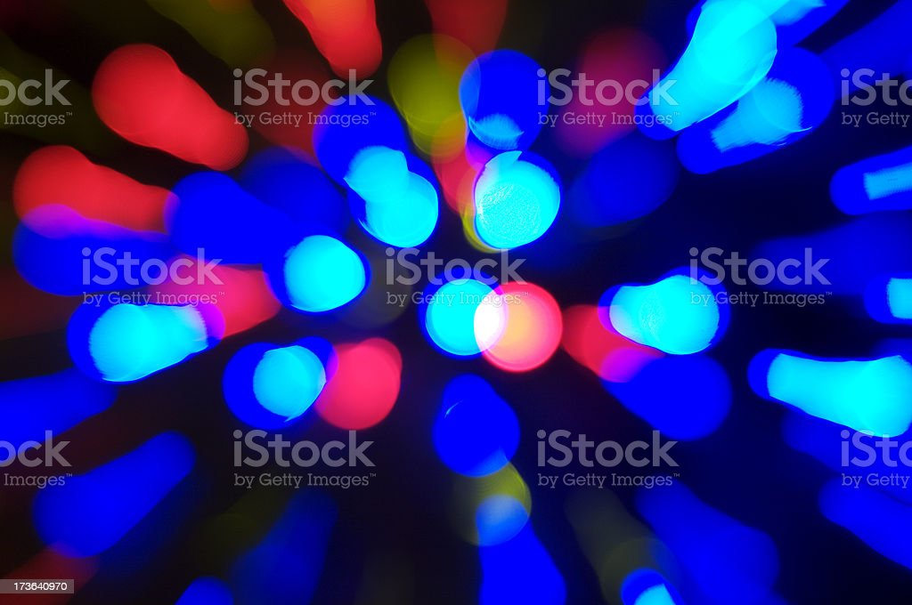 Multi colored data royalty-free stock photo