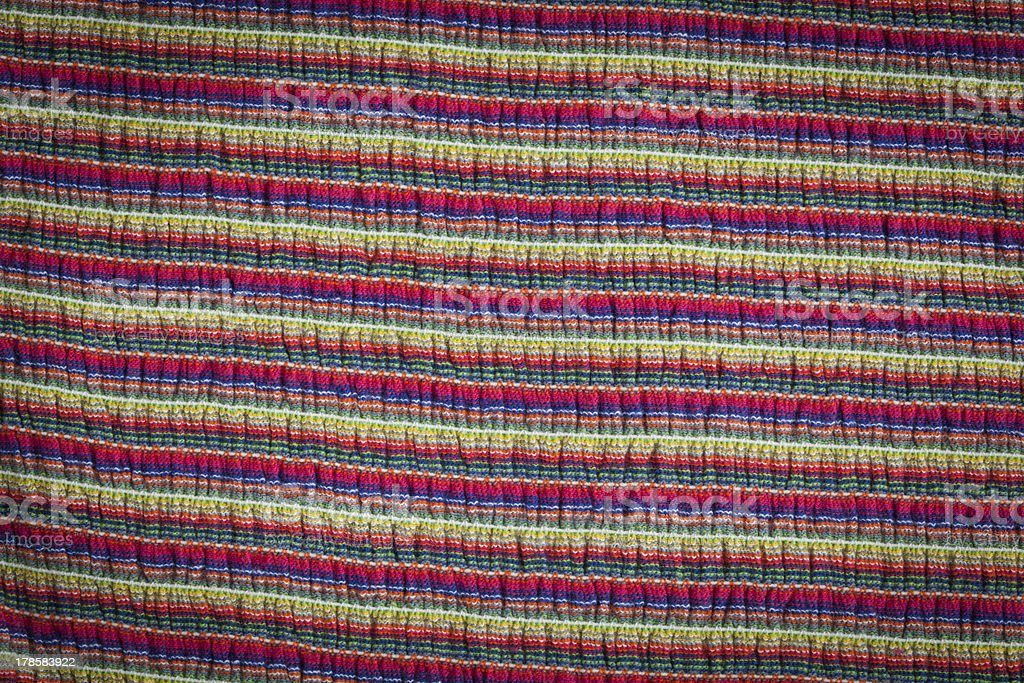 Multi colored striped texture and background royalty-free stock photo