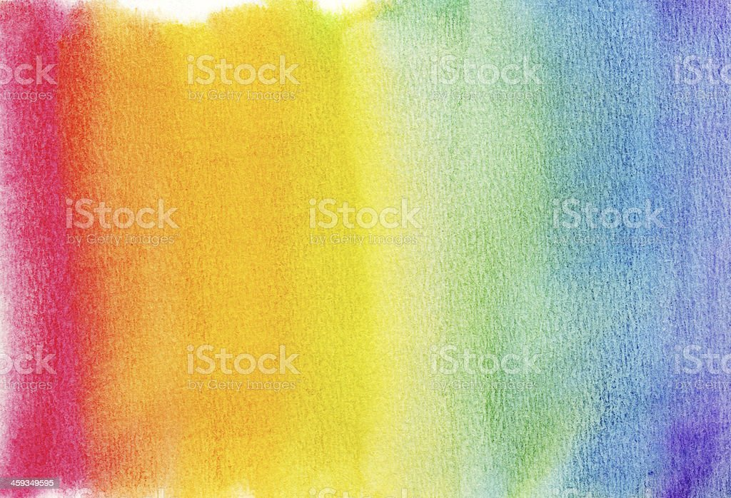 Multi Colored Watercolor background stock photo