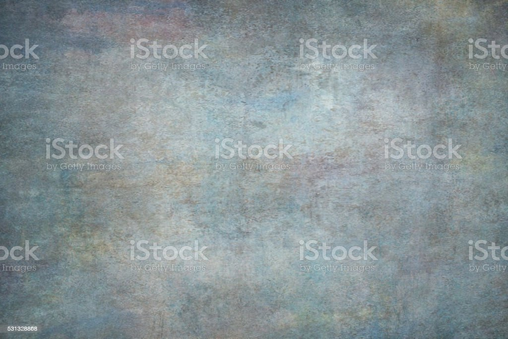 Multicolor painted canvas or muslin fabric cloth studio backdrop stock photo