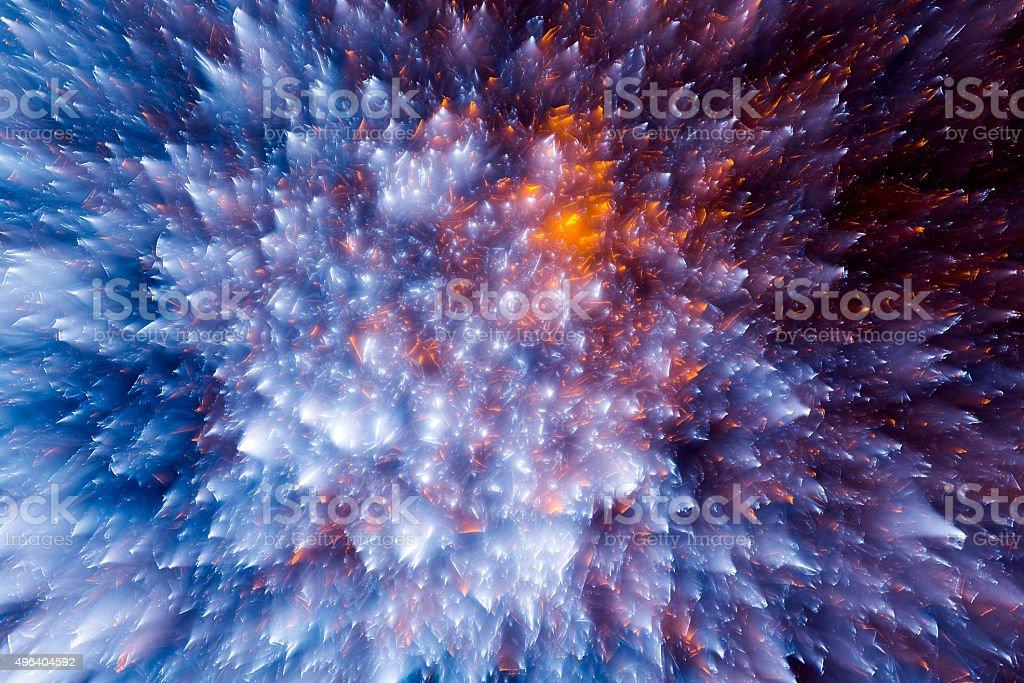 Multicolor Sparkles stock photo