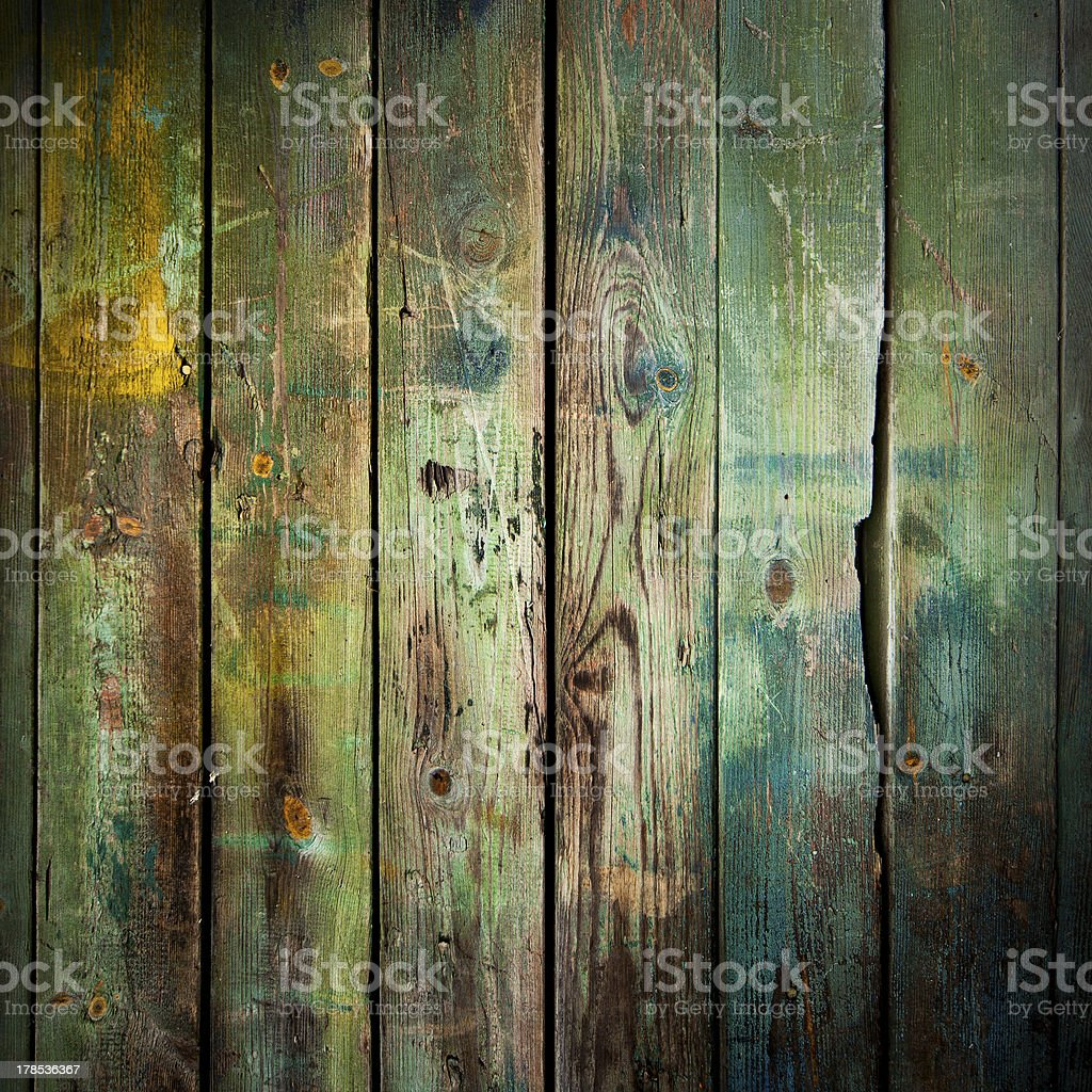 Multicolor wood royalty-free stock photo