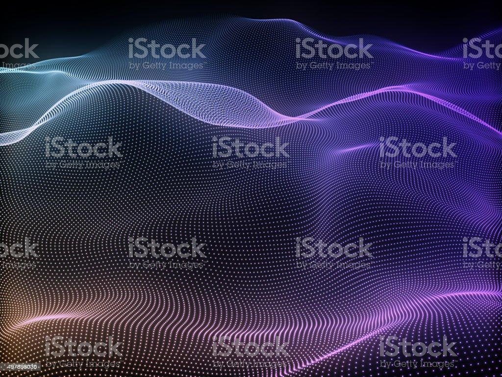 Multi-colored background stock photo