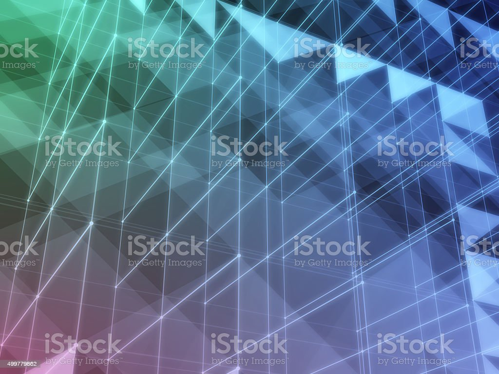 Multi-colored background stock photo
