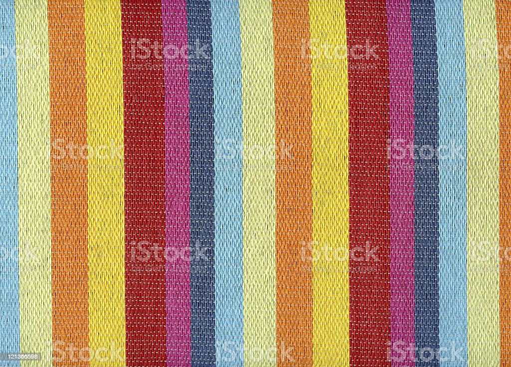 Multicolored Fabric Texture royalty-free stock photo