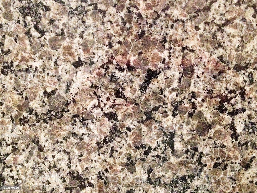 Multi-Colored Granite Background stock photo