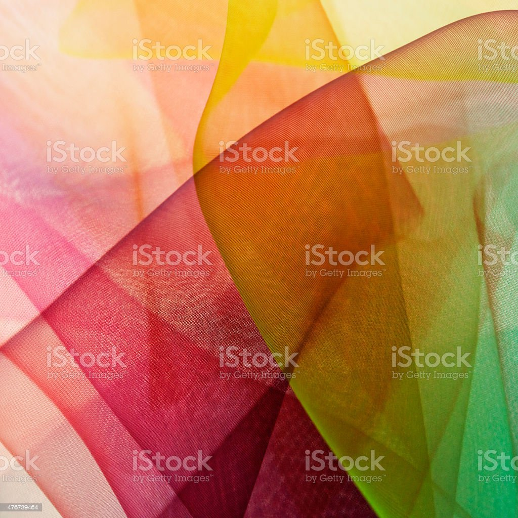 Multicolored textile background stock photo