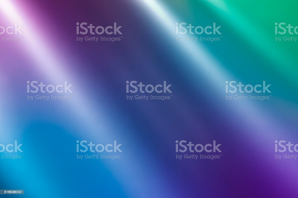 Multicolored waves background stock photo