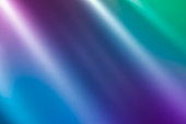 Multicolored waves background