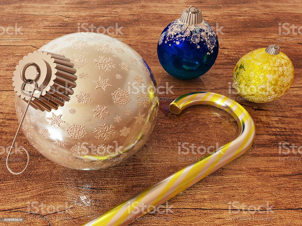 Glass candy cane ornaments - Ball Candy Christmas Christmas Ornament Decoration Multicolorholiday Decoration Baubles With Glass Candy Cane