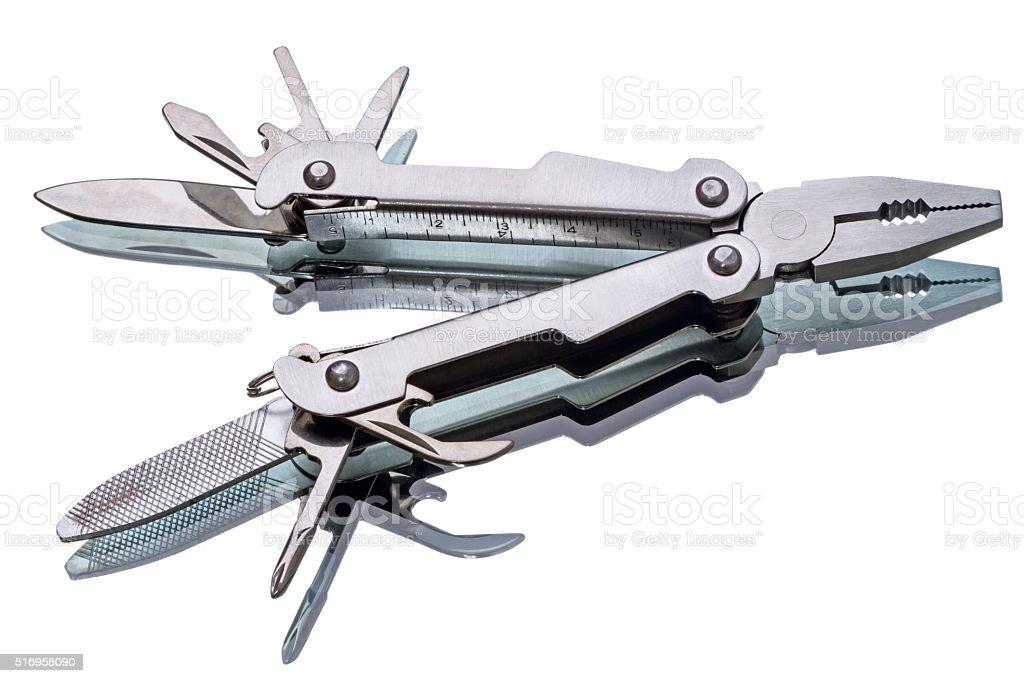 Multifunction tool stock photo