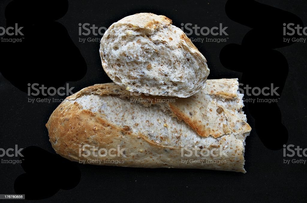 Multigrain Bread royalty-free stock photo