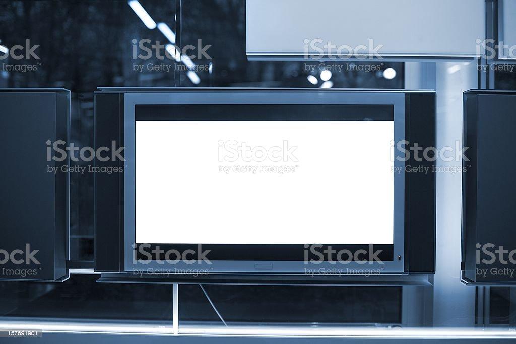 Multimedia entertainment royalty-free stock photo