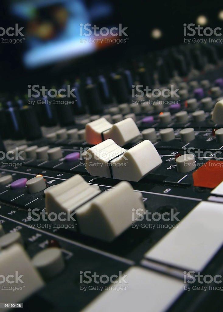 Multimedia Master stock photo
