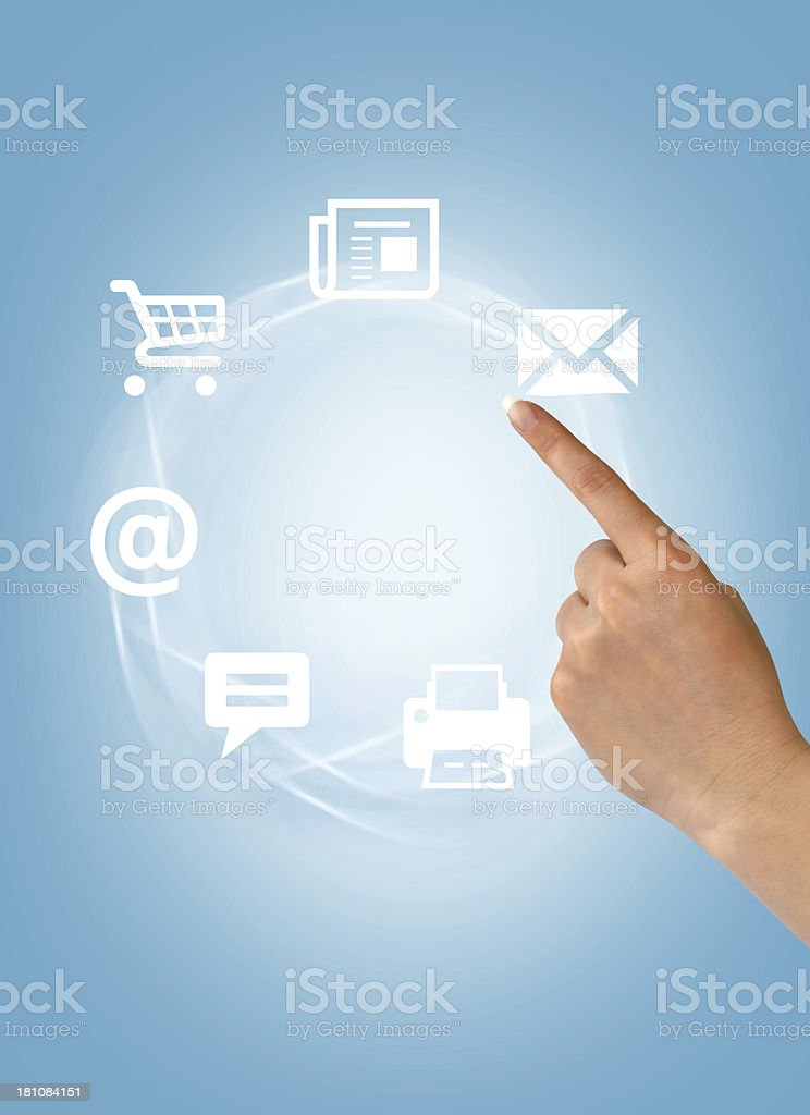Multitask Concept (Click for more) stock photo