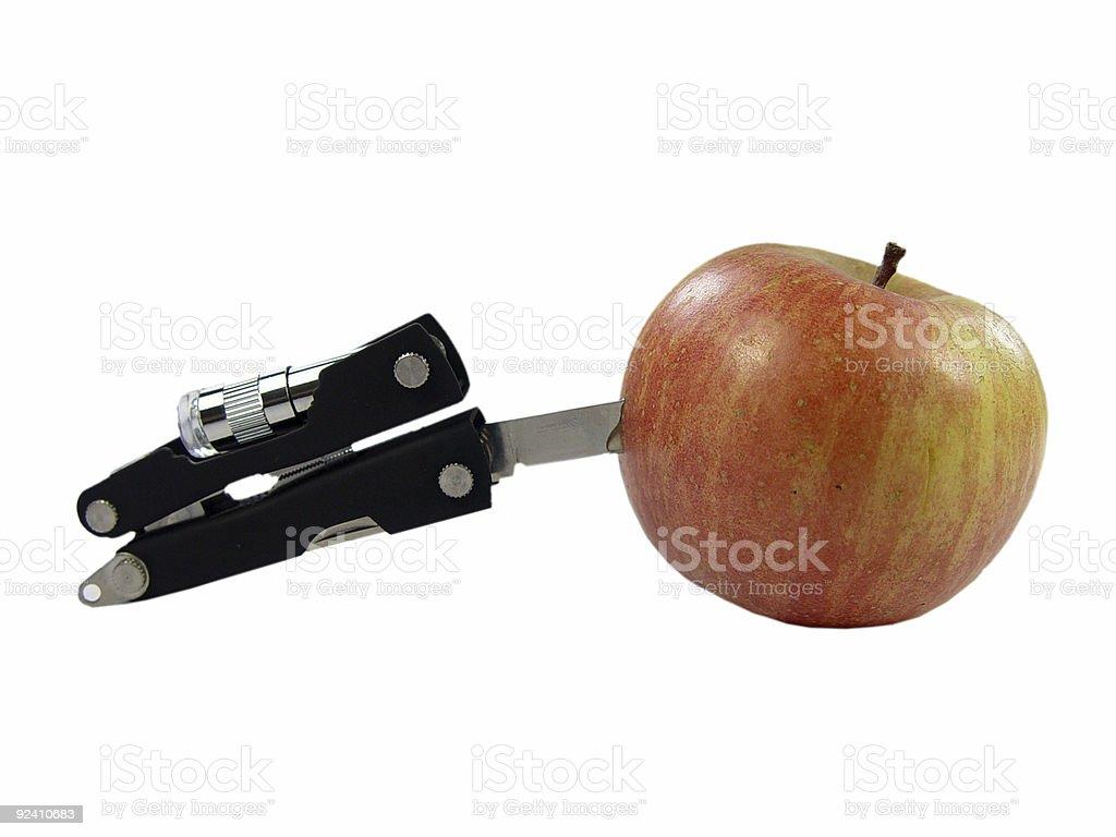 Multitool Knife stock photo