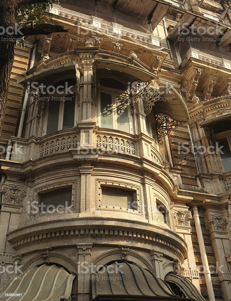 Mumbai architecture royalty-free stock photo