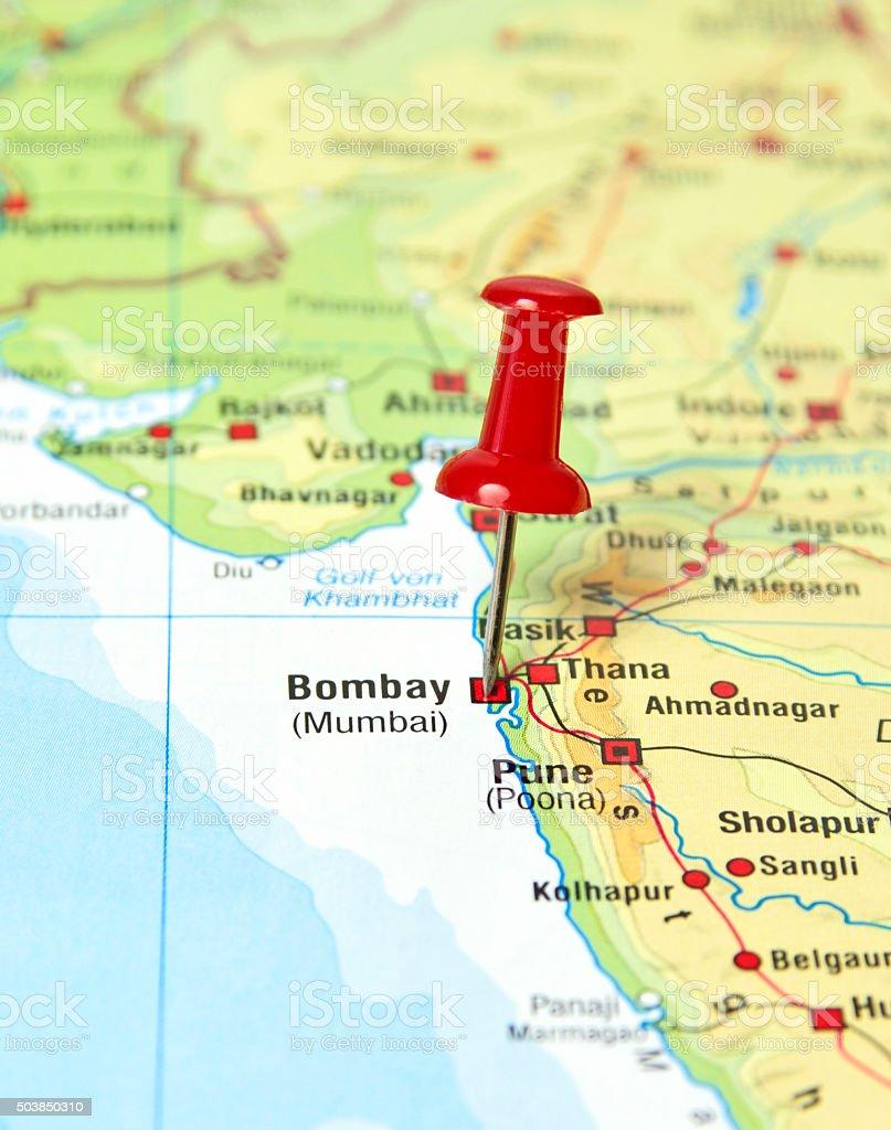 Mumbai, India stock photo