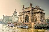 HDR, Mumbai Monuments, India