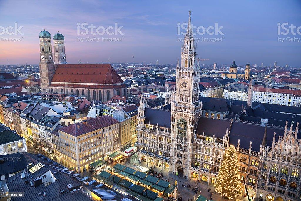 Munich, Germany. royalty-free stock photo