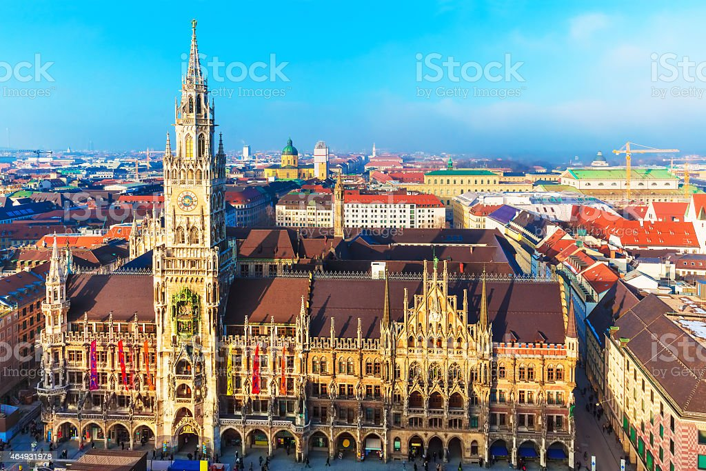 Munich, Germany stock photo