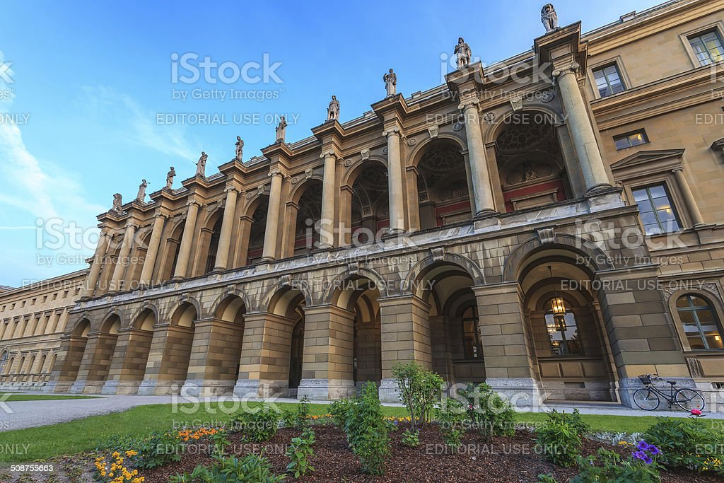 Munich Germany stock photo