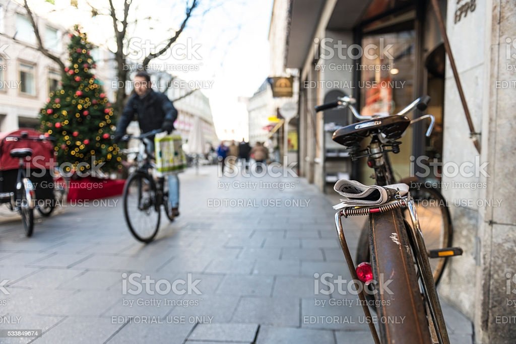 Munich - Germany stock photo