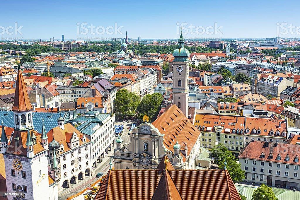 Munich stock photo