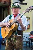 Munich Street Singer