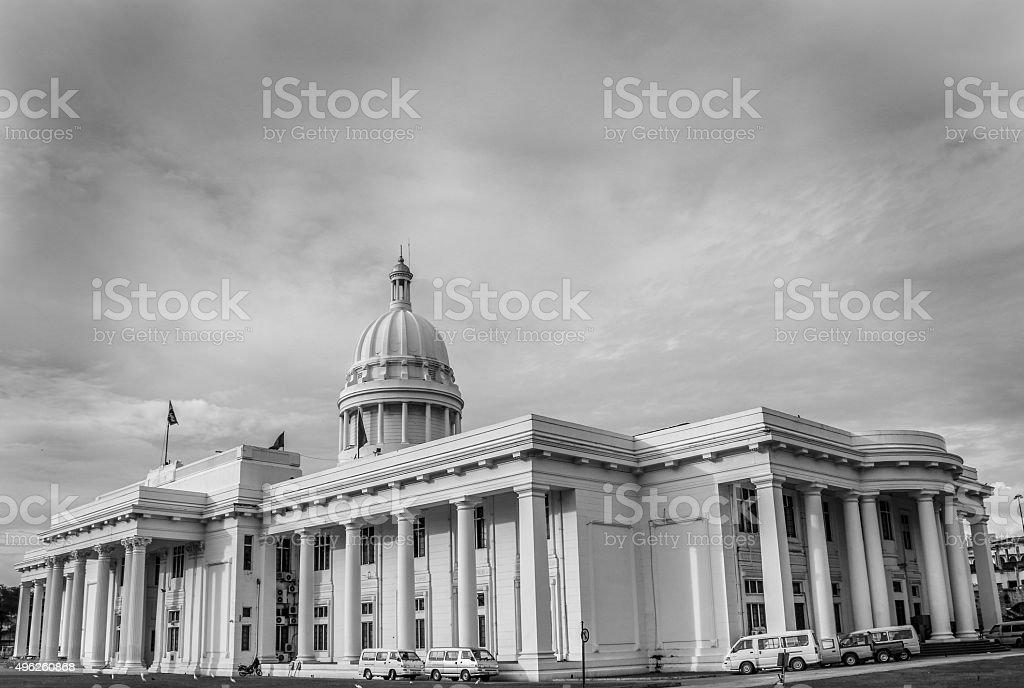 Municipal Council stock photo