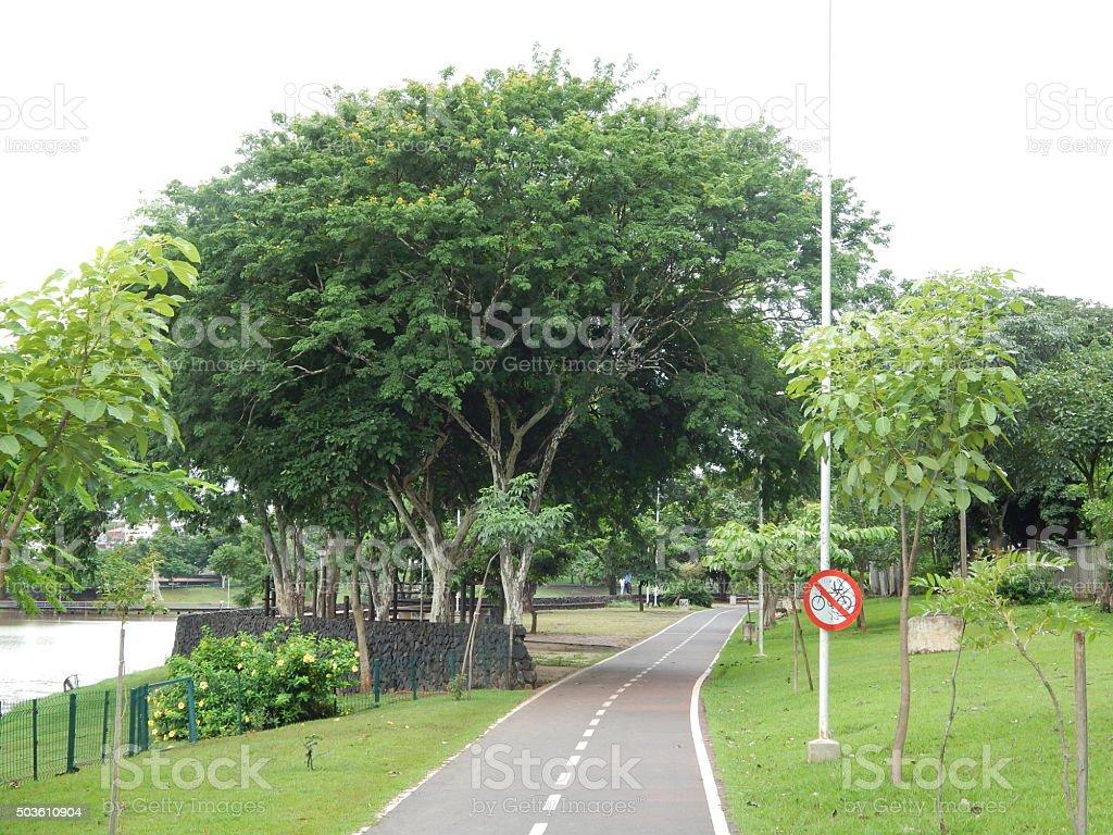 Presa Municipal de São José hacer Rio Preto foto de stock libre de derechos