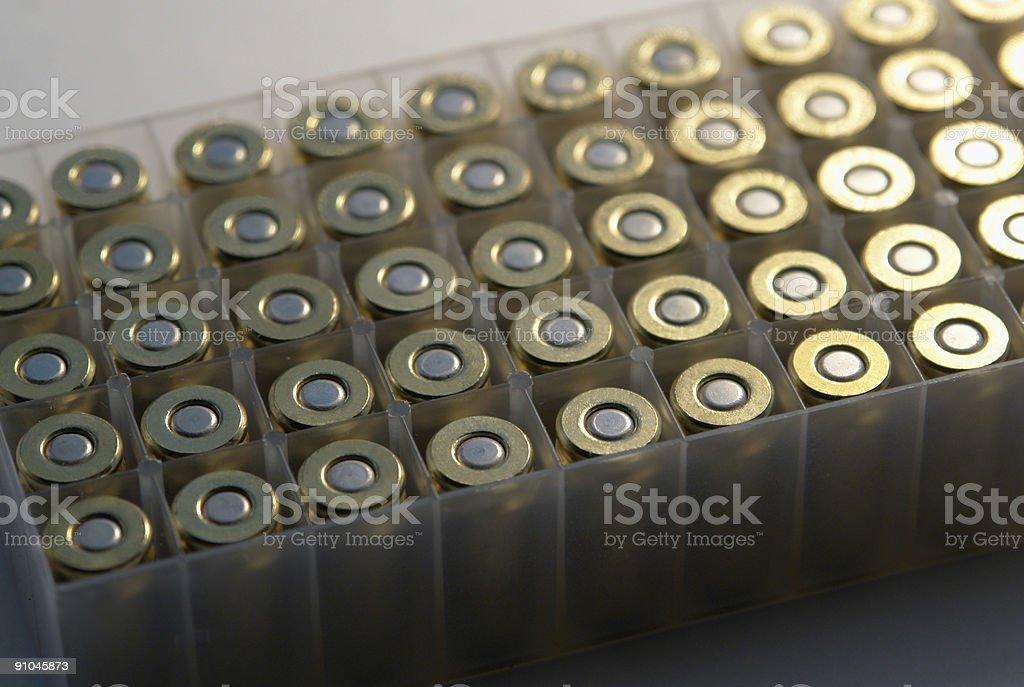 munitions box royalty-free stock photo