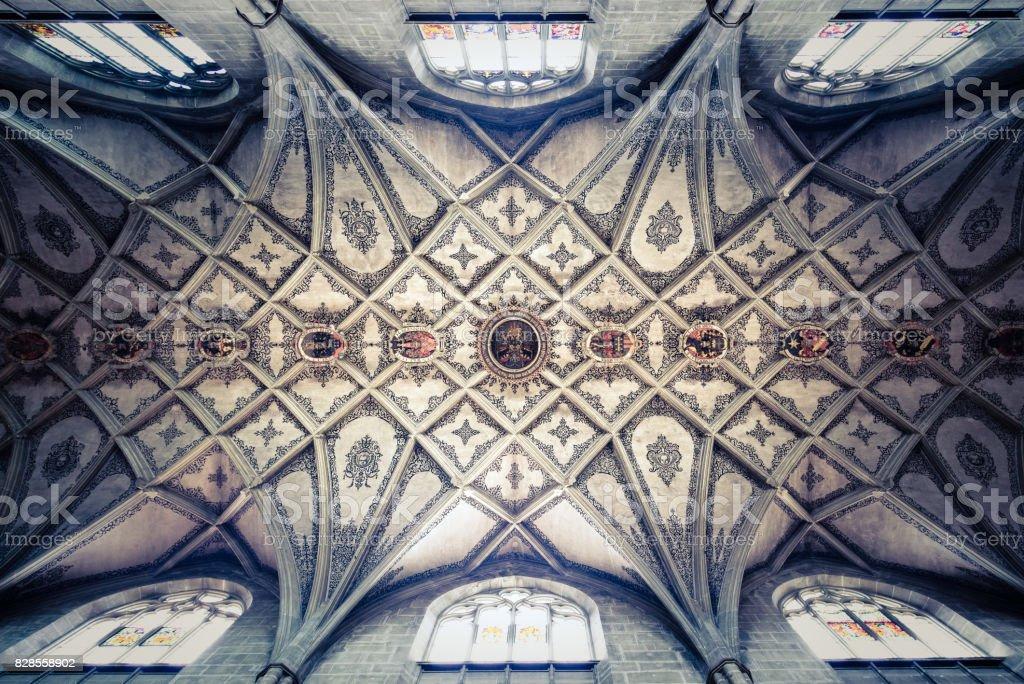 Munsterkirche, Bern, Switzerland stock photo