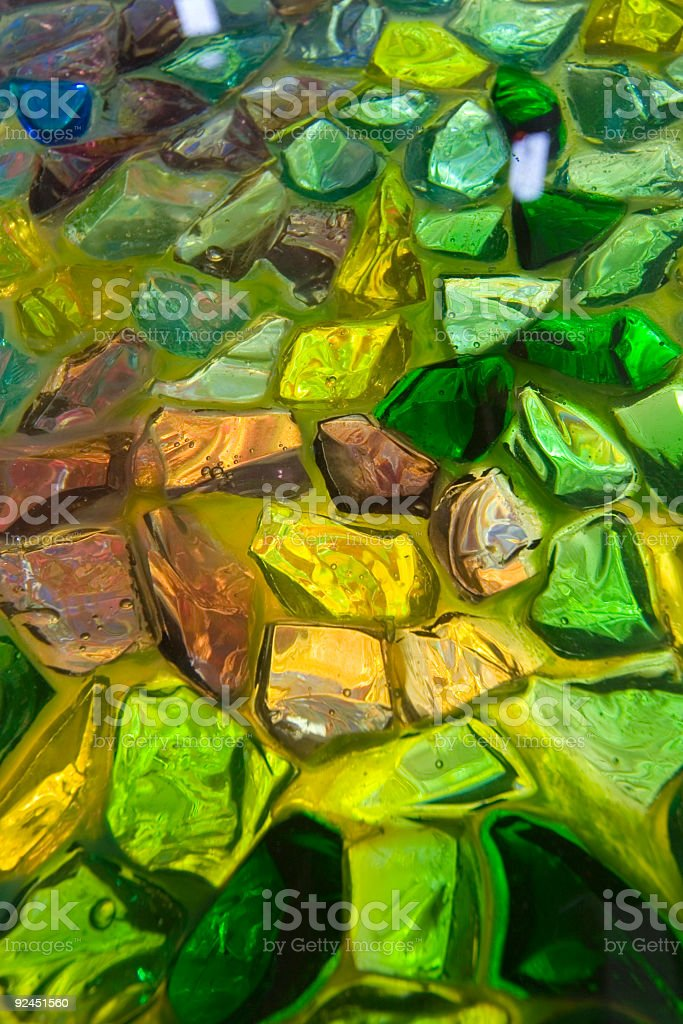 Murano glass stock photo