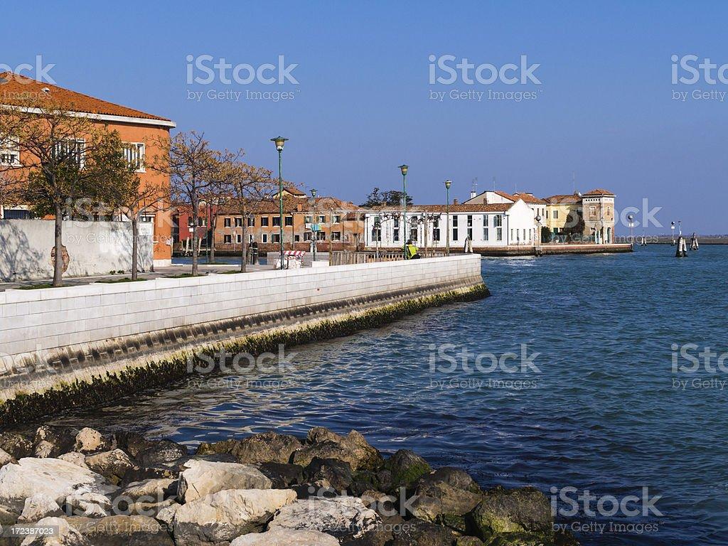 Murano royalty-free stock photo