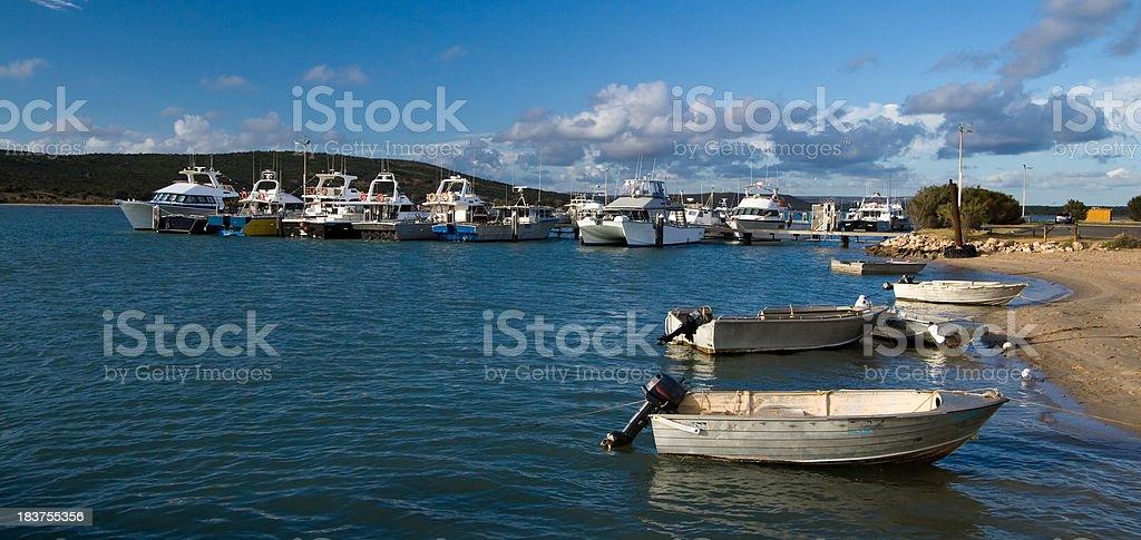 Murchison River stock photo