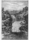 Murchison Waterfall-Upper Nile