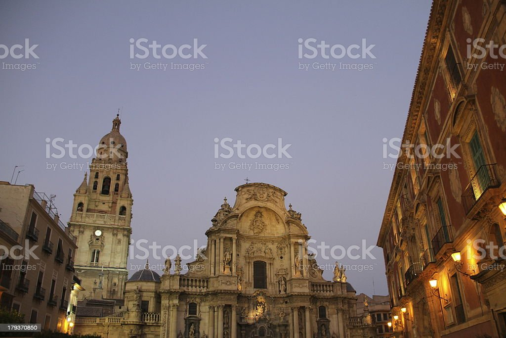 Murcia royalty-free stock photo